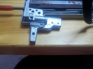 Dell laptop hinge