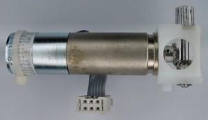 Faulhaber gear motor