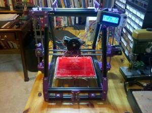 Mendel Max printer