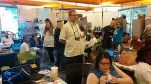 Makers at Nova Labs